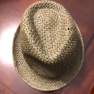 D&Y fedora NWT green one size
